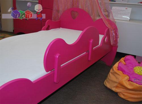 Zabezpieczenie boczne do łóżeczka Romantic