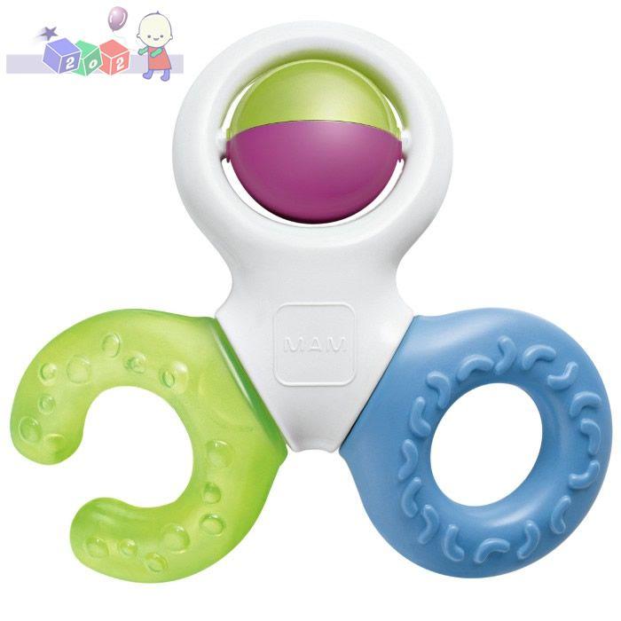 Gryzak dla dzieci i niemowląt firmy Mam 5 + Bite & Play