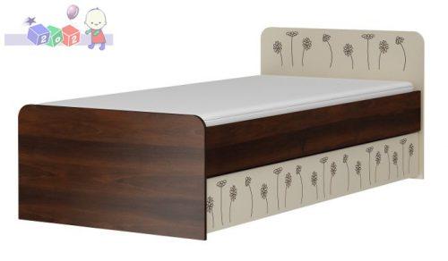 Łóżko dziecięce Daisy pod materac 200x120 cm