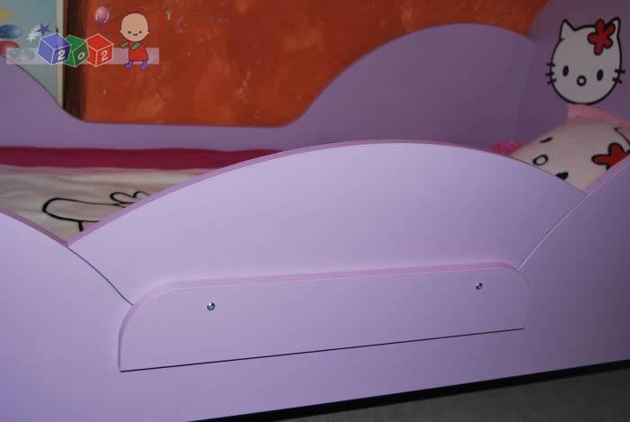 Zabezpieczenie boczne do łóżeczka Kotek Baby Best