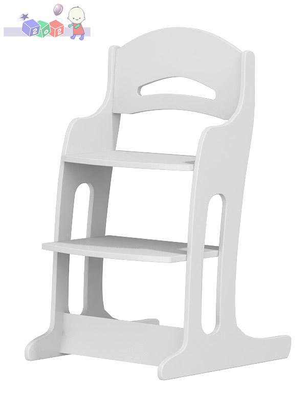Nowoczesne krzesełko dla dzieci 2-12 lat Comfort Chair z regulacją siedziska i podnóżka, Baby Best