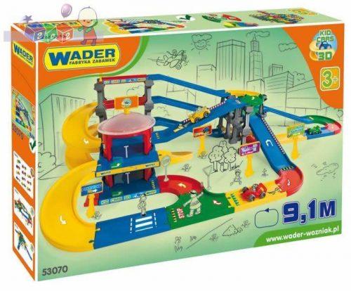 Multi parking Wader Kid Cars trasa 9,1m