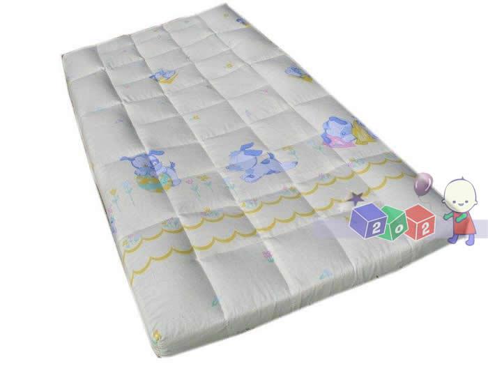 Zdrowotno-rehabilitacyjny materac piankowo-gryczany Danpol 180 x 90 cm 14 cm grubości