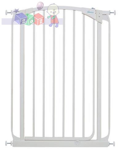 Bramka bezpieczeństwa Dreambaby wysokość 1 m - szerokość 71-82 cm biały F190W