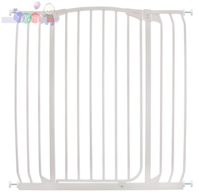 Bramka bezpieczeństwa Dreambaby wysokość 1 m - szerokość 97-108 cm biały F191W