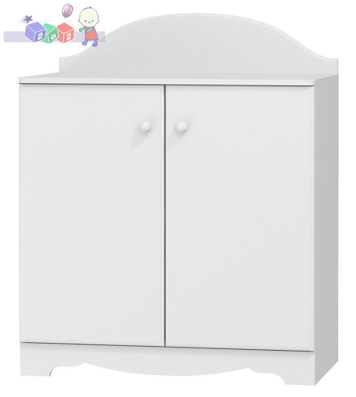 Szafka 2-drzwiowa Baby Best kolekcja Clasic 107x91x54 cm