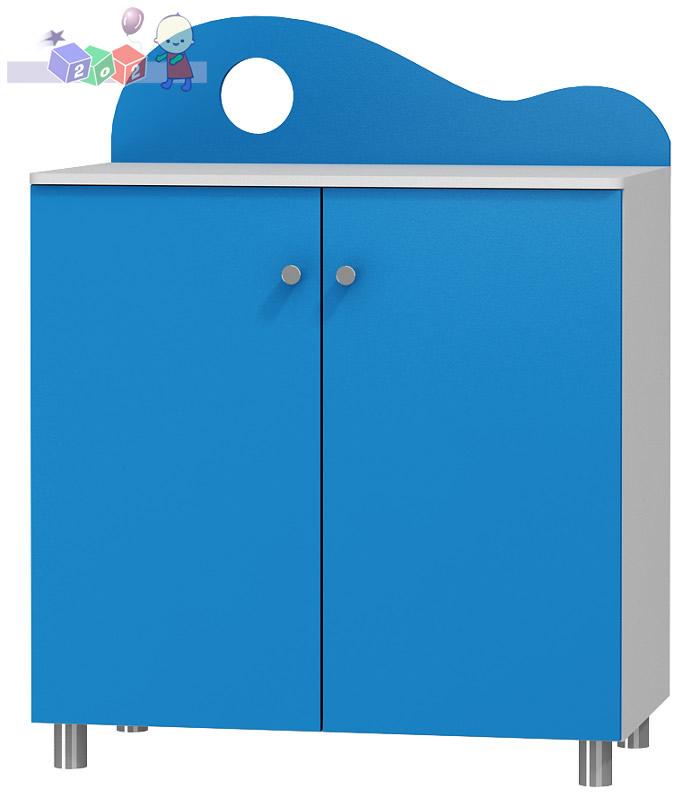 2-drzwiowa szafka Nemo Baby Best 110x91x54 cm