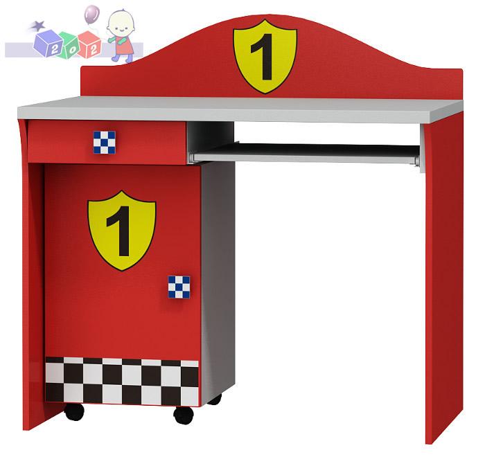 Biurko dziecięce bez nadstawki 97x101x60