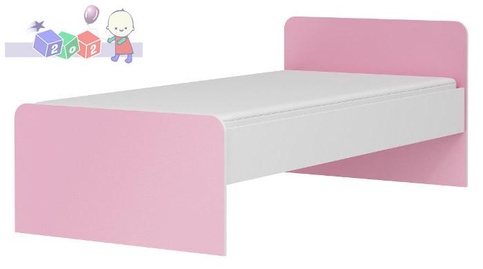 Łóżko do pokoju młodzieżowego zestaw Young 204x96