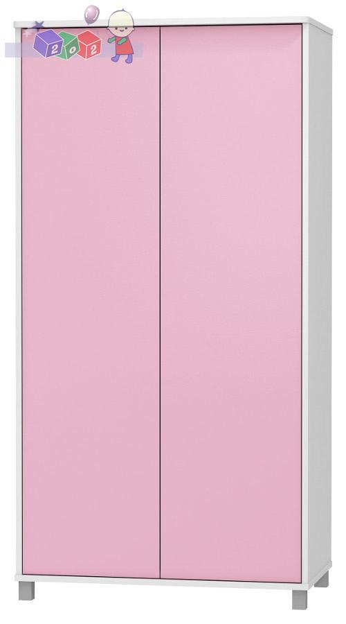 Szafa 2 drzwiowa meble młodzieżowe 176x91x44