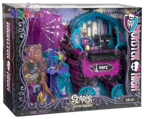 Monster High Upioryż akcesoria – zestaw