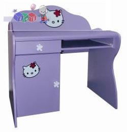Biurko dziecięce bez nadstawki 104x100x60