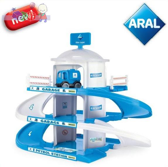 Garaż 3-poziomowy Aral firmy Wader 50420