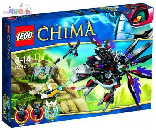 Lego Chima - Kruk Razara 70012