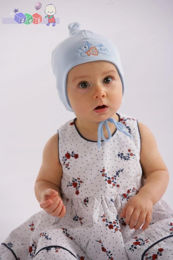Czapeczka niemowlęca osiołek For You
