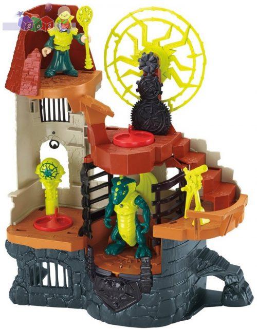 Fisher Price Imaginext - Wieża czarnoksiężnika BDY36