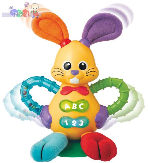Zabawki edukacyjne Smily Play - króliczek Bibi