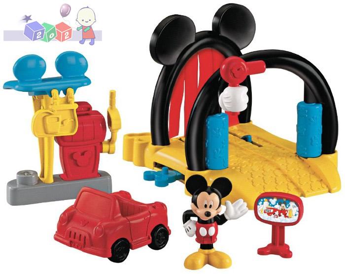 Klub przyjaciół Myszki Miki - Myjnia samochodowa
