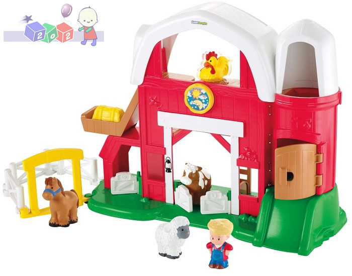 Fisher Price Little People - Wesoła farma