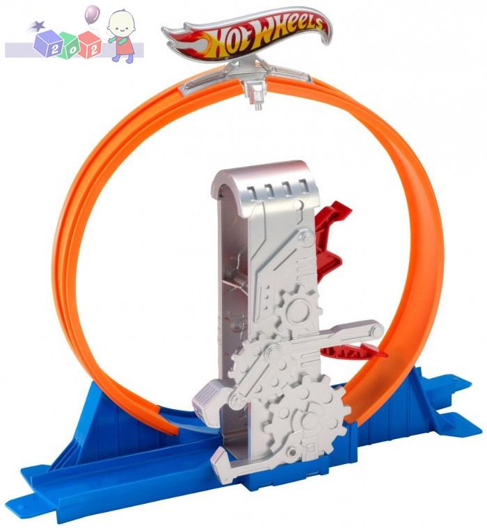 Hot Wheels - średni zestaw torów