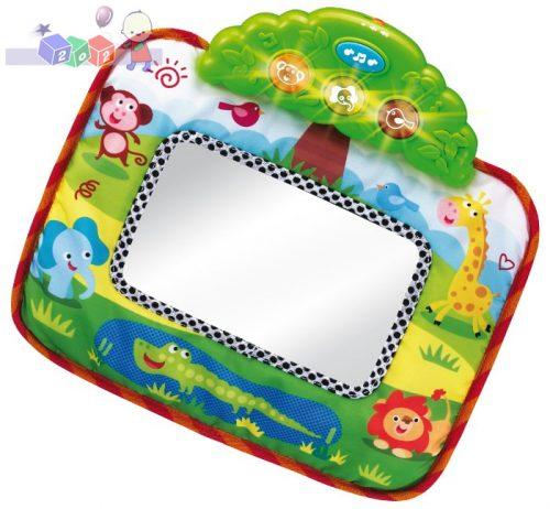 Czarodziejskie lusterko Smily Play z panelem muzycznym zabawka dla niemowląt 0m+