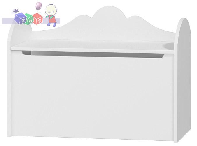 Skrzynia - pojemnik na zabawki Royal meble Baby Best 56x80x42 cm
