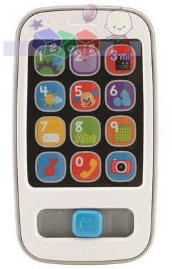Interaktywny smartfonik malucha Fisher Price - zabawka dla dzieci 6m+