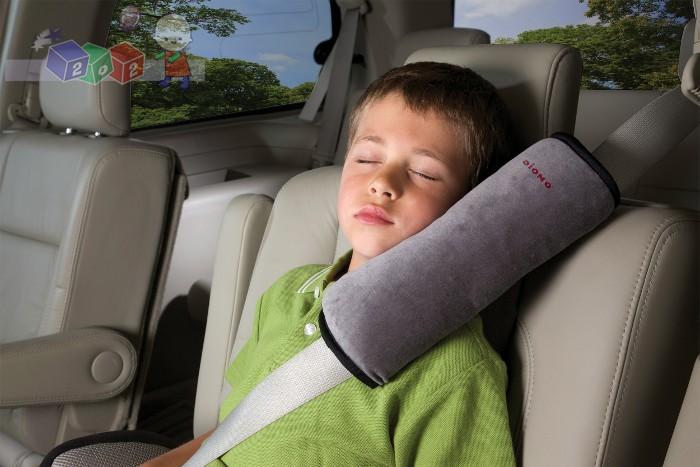 Miękka poduszka na pas samochodowy Diono Seatbelt pillow