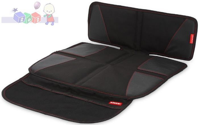 Ochronna mata na kanapę samochodu pod fotelik Diono Super Mat - czarna