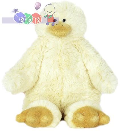 Pluszowa maskotka Teddykompaniet Softiees 30 cm - kaczka
