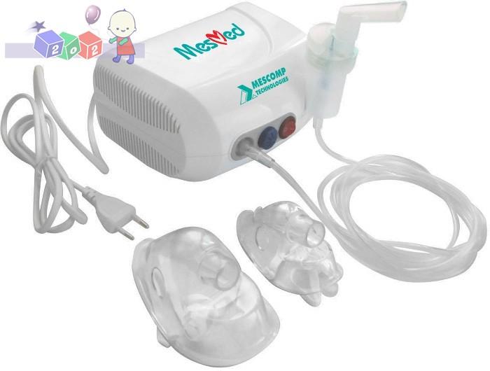 INHALATOR pneumatyczno-tłokowy MM–503 Onyx