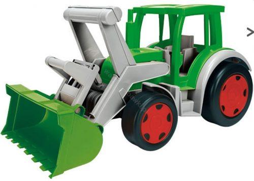 Traktor spychacz farmer Wader