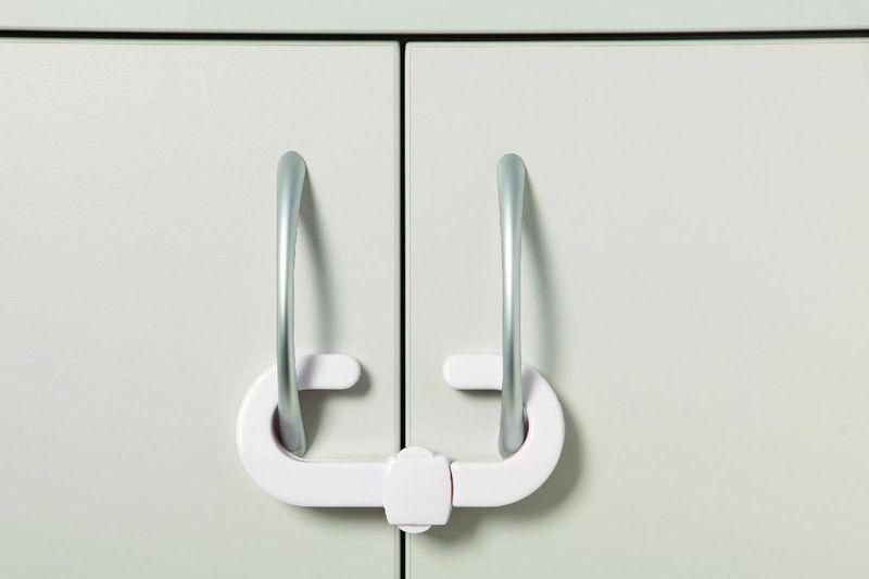 Zamknięcie zabezpieczenie szafek kuchennych Dreambaby
