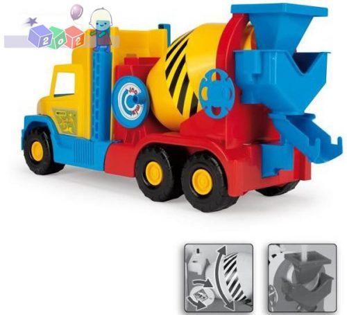 Duża betoniarka super truck Wader 36590