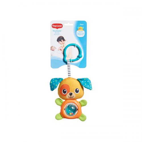 *Zawieszka dzwoneczek zabawki Tiny Love Piesek