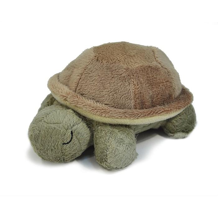 *Cloud B Pluszowa grzechotka - maskotka Żółw