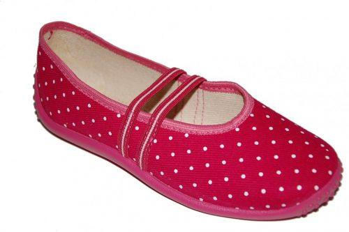 Różowe buty dla dziewczynki do przedszkola Edyta Zetpol_29