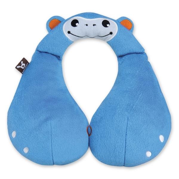 Zagłówek dla dziecka poduszka do fotelika samochodowego zapobiega opadaniu głowy dziecka w podróż 4-8 Lat Monkey Benbat