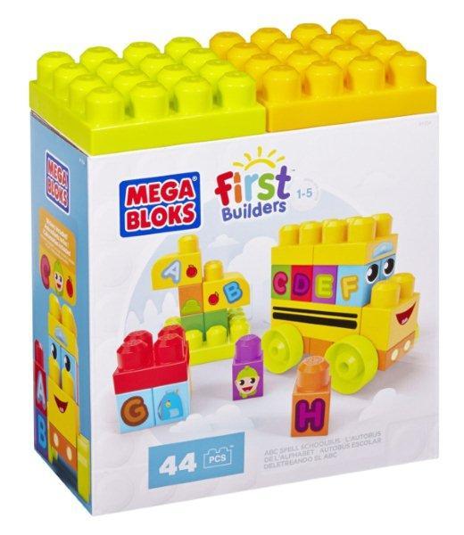 KLocki Mega Bloks - Autobus szkolny 44 elementy