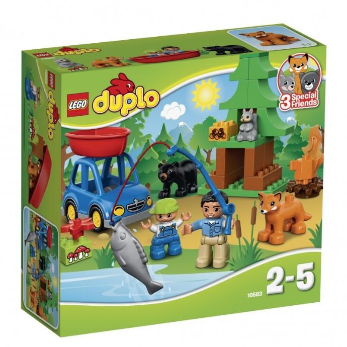 Lego Duplo Lego Ville Wycieczka na ryby 10583
