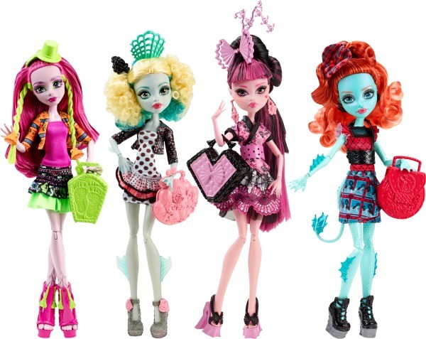 Monster High - Upiorna Wymiana