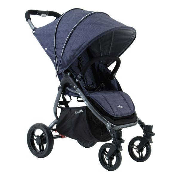Lekki wózek spacerowy z możliwością montażu fotelika Limited Edition Snap 4 Tailor Made Valco Baby