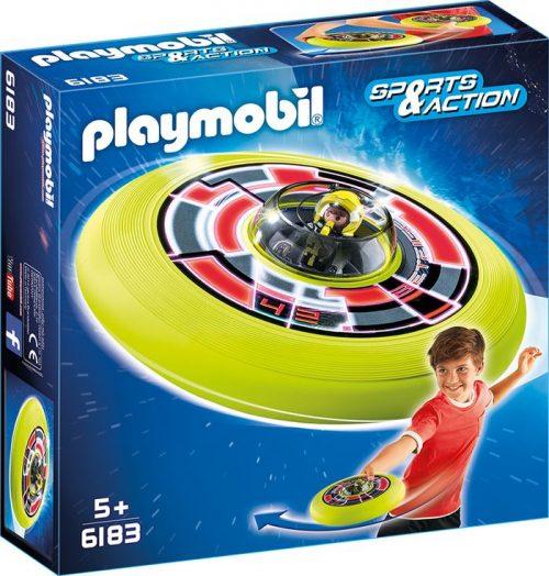 Playmobil frisbee z astronauta 6183