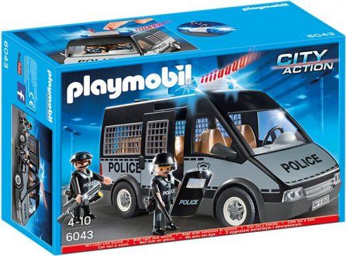 Playmobil samochód brygady policyjnej 6043