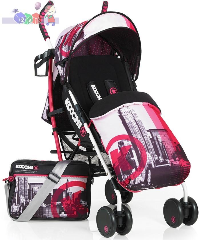 Spacerowy wózek dziecięcy Koochi Speedstar - parasolka 7 kg