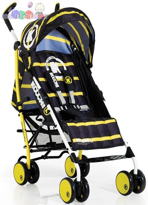 Koochi Sneaker - wózek spacerowy typu parasolka 6,6 kg