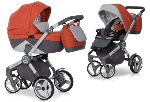 Nowoczesny wózek wielofunkcyjny Antari firmy Expander 2w1