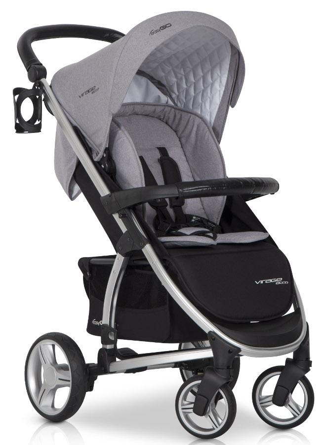 Nowoczesny wózek spacerowy przeznaczony dla dzieci o wadze do 15 kg Virage Ecco firmy Easy Go
