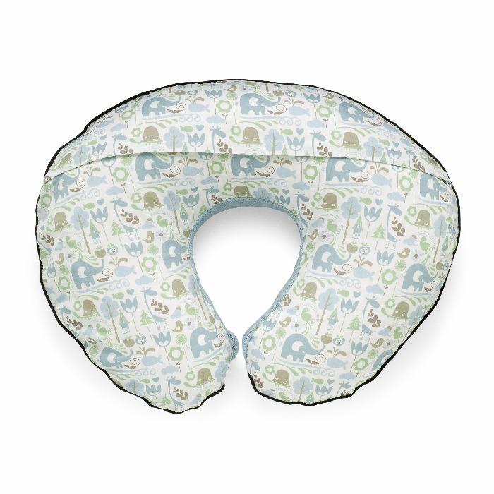 Poduszka do karmienia dla niemowląt Chicco welur