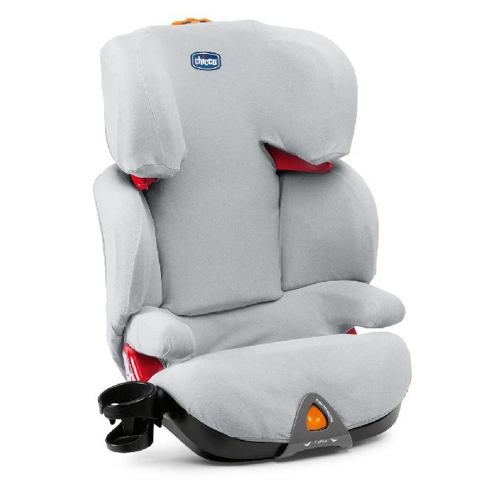 Pokrowiec higieniczny na fotelik oasys 2-3/ fix plus biały